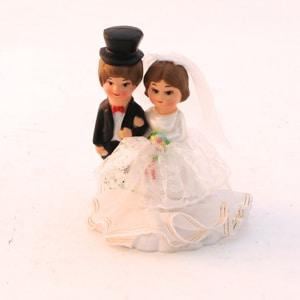 petit sujet mariés