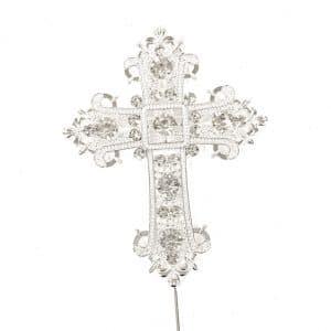 croix sur tige