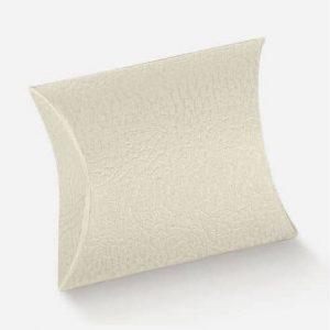 pochette effet cuir blanc
