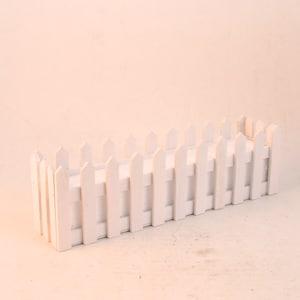 barriere bois blanc