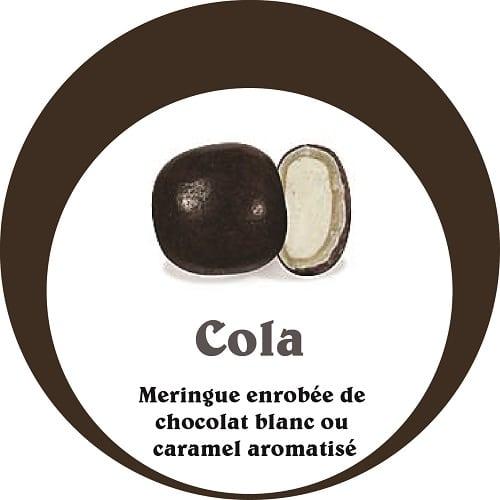 dragées cola