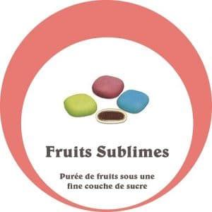 fruits sublimes