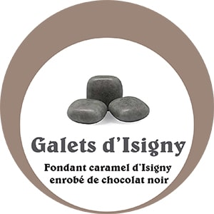 galets d'isigny gris