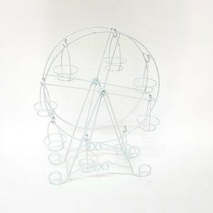 Support en forme de grande roue