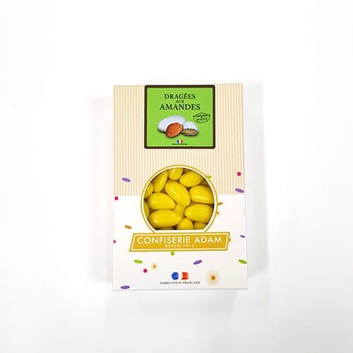 Alsace amande bouton d'or