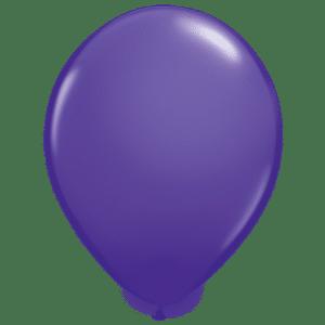 Ballon mauve